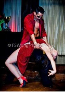 Oscar & Tania Toronto Salsa dance connexion