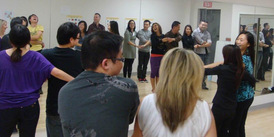 Toronto Salsa Bachata Group Lessons