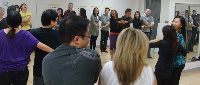 Best Salsa In Group Lessons Toronto