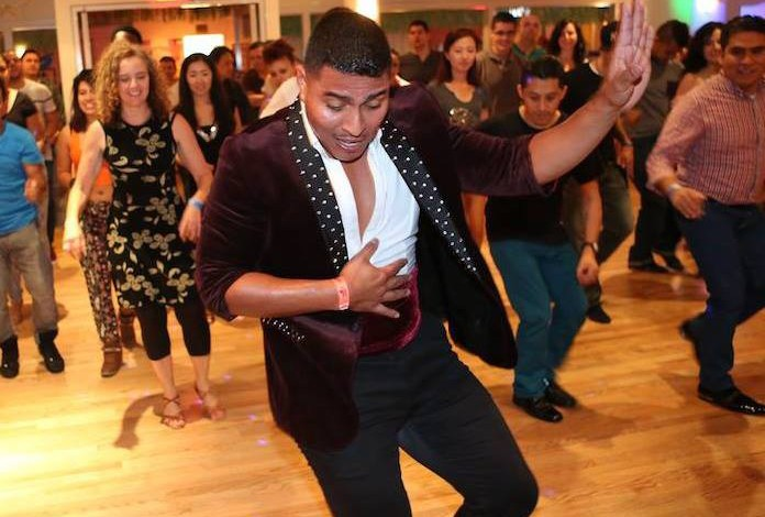 PACHANGA and DOMINICAN BACHATA Intensive with Garry Portugal from New York!