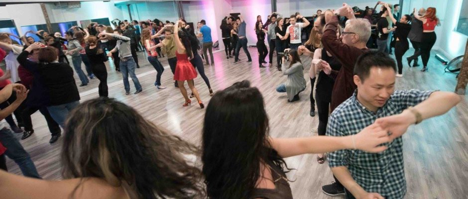 toronto dance classes