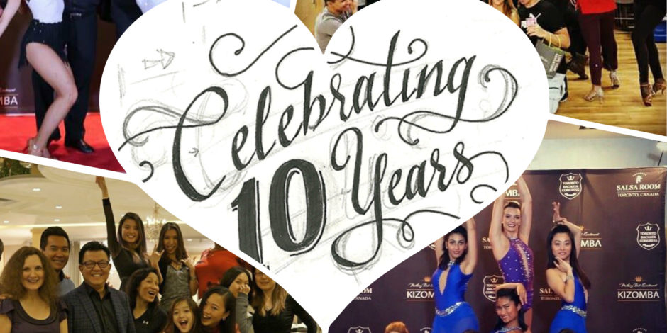 Dance ConneXion turns 10 YEARS YOUNG!