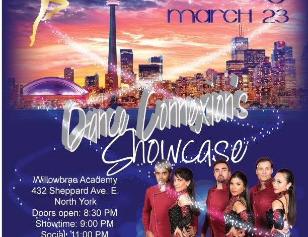 Dance ConneXion Showcase & Social