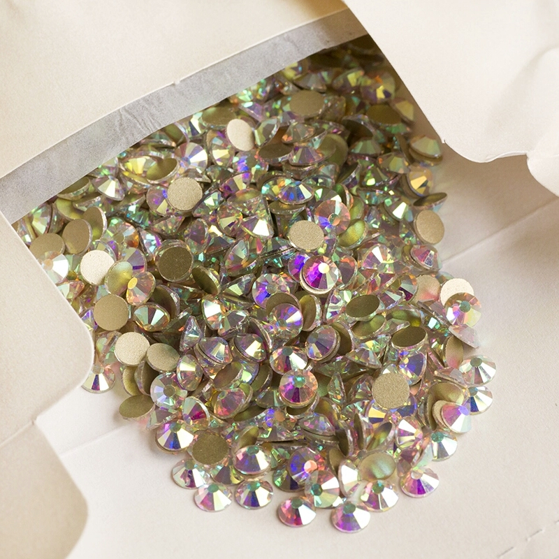 Swarovski quality crystal AB size 20 1440pc $70 (compared to $150)