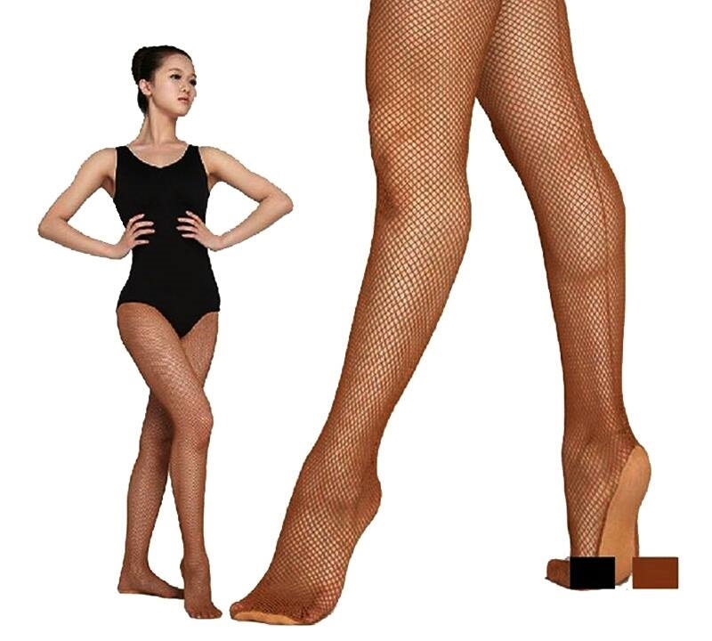 Professional Dark Tan Fishnet $30