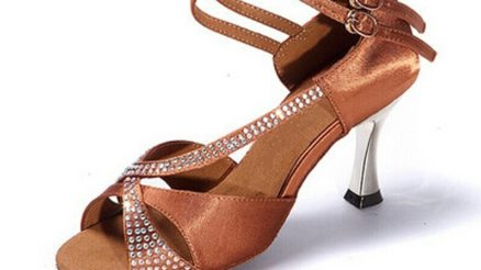 Professional Latin Dance Shoes 7.5cm Heel $120