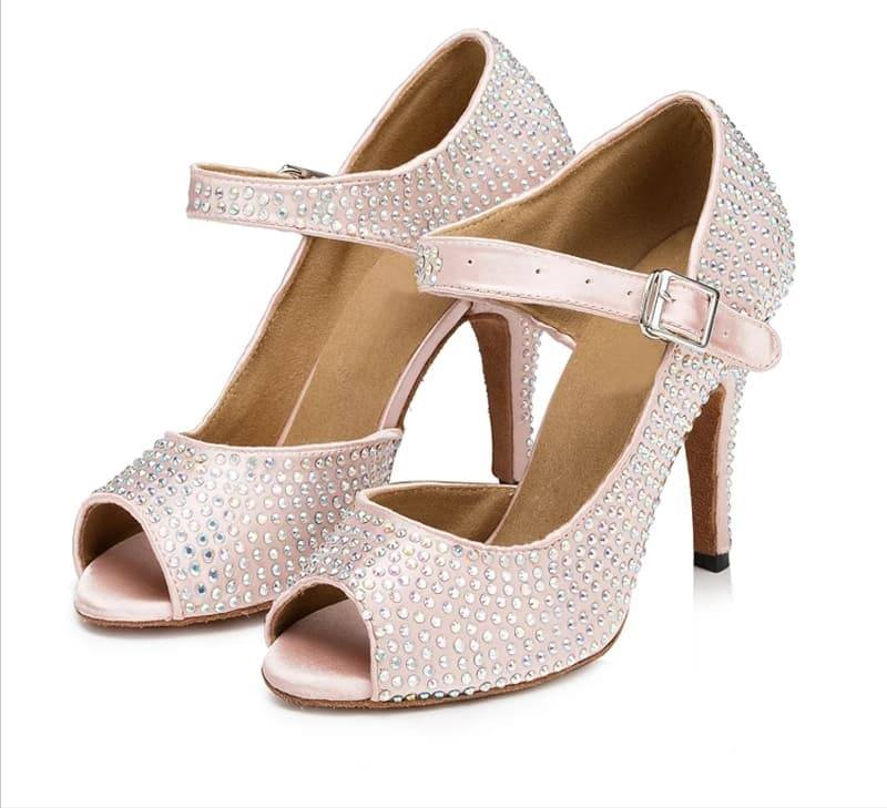 PRINCESS (pink) - Customizable Heel $120