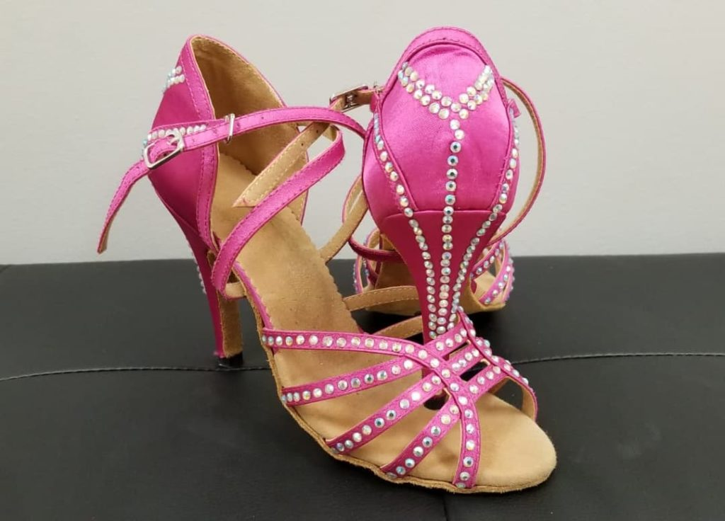 PINK LADY - Customizable Heel $120