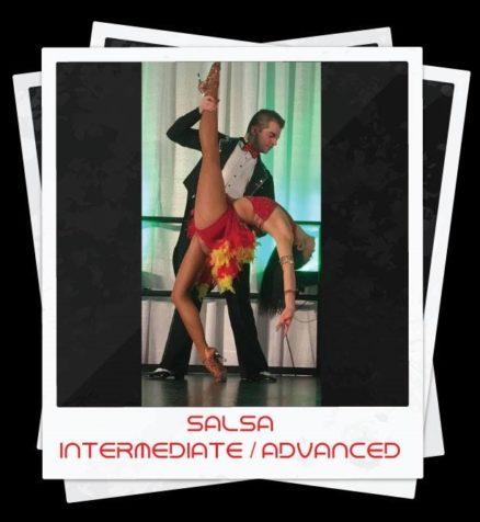 salsa advanced class toronto dance connexion