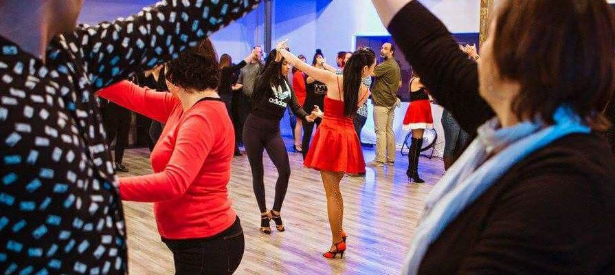 Learn Dancing for FREE!! - Bachata & Salsa Classes at