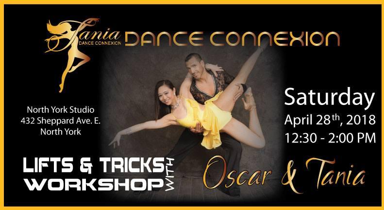 Lifts & Tricks Workshop with Oscar & Tania