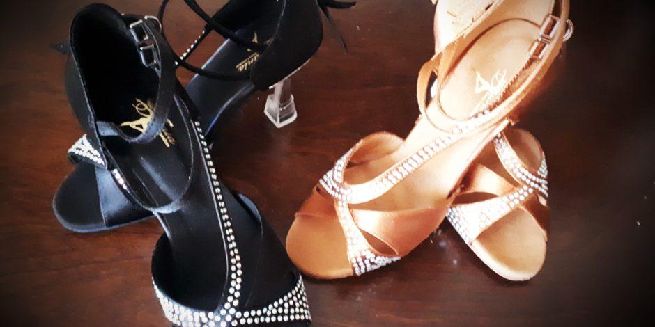 Dance ConneXion Luxurious Shoe Collection Arrives!