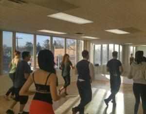 toronto dance studio rental