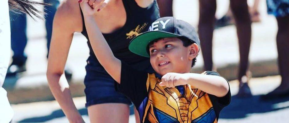 dance connexion children latin dance program