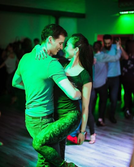 toronto salsa classes