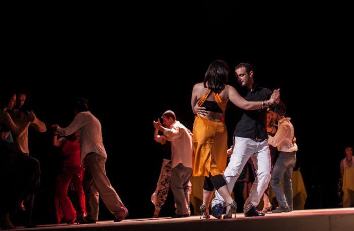 argentine tango toronto Dance connexion