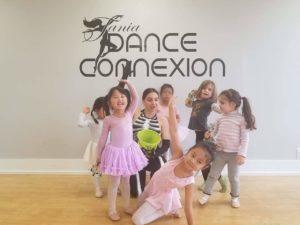 kids ballet latin dance connexion